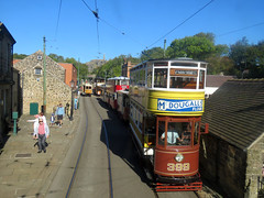 Leeds City Transport No. 399 - National Tramway Museum 2019 (Dave_Johnson) Tags: leedscitytransport no399 museum leeds nationalmuseum 399 trammuseum tramwaymuseum nationaltramwaymuseum leedstram transport tram rail railway publictransport trams tramway derbyshire shed exhibition depot matlock crich tramshed