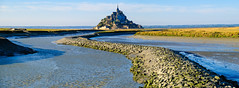 Le Mont St Michel (canong2fan) Tags: france normandy sea fujifilmxt30 fujinonxf1855mmlens europe