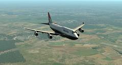 747-400 - 2019-09-22 4.47.41 AM (Rell Brown) Tags: boeing 747400 klm 737ng british airways negus landor xplane