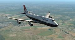 747-400 - 2019-09-22 4.47.32 AM (Rell Brown) Tags: boeing 747400 klm 737ng british airways negus landor xplane