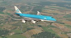 747-400 - 2019-09-22 2.04.09 AM (Rell Brown) Tags: boeing 747400 klm 737ng british airways negus landor xplane