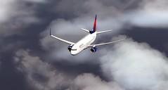 b738 - 2019-09-21 01.10.08 (Rell Brown) Tags: boeing 747400 klm 737ng british airways negus landor xplane