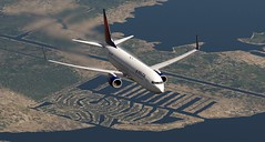 b738 - 2019-09-21 00.54.20 (Rell Brown) Tags: boeing 747400 klm 737ng british airways negus landor xplane
