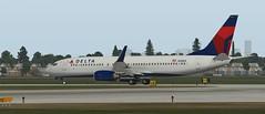 b738 - 2019-09-21 00.30.49 (Rell Brown) Tags: boeing 747400 klm 737ng british airways negus landor xplane