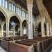 Sleaford, St Denys' church interior
