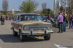 1984 Jeep Wagoneer - 10-HFB-9 (Oldtimers en Fotografie) Tags: 1984jeepwagoneer 10hfb9 1984 jeepwagoneer jeep wagoneer americanclassiccar americanclassiccars uscars classicamericancars classicamericancar classicuscars classiccar classiccars klassiekers klassieker oldtimer oldtimers oldcars oldcar voiture voitures automobiles automobile carshow carevent oldtimerevenement oldtimertreffen kingcruise2019 kingcruise fransverschuren fotograaffransverschuren photographerfransverschuren oldtimersfotografie car vehicle