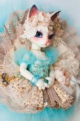(mercer_spb) Tags: pipos ocharlotte craft handmade doll bjd cat blue beige
