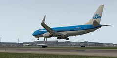 b738 - 2019-09-22 5.30.56 AM (Rell Brown) Tags: boeing 747400 klm 737ng british airways negus landor xplane