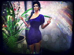 EMA'S SECRET IZA DRESS (kattthereineSangvator) Tags: emassecret commotion