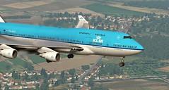 747-400 - 2019-09-22 2.04.42 AM (Rell Brown) Tags: boeing 747400 klm 737ng british airways negus landor xplane