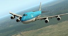 747-400 - 2019-09-22 1.58.05 AM (Rell Brown) Tags: boeing 747400 klm 737ng british airways negus landor xplane