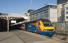 43045 (Lucas31 Transport Photography) Tags: trains railway class43 hst nottingham emr