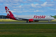 C-FFNC (First Air) (Steelhead 2010) Tags: firstair boeing b737 b737400 yul creg cffnc