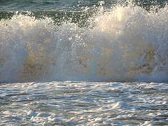 """It is not the length of life but the depth..."" (fl_mala) Tags: waves wildsea sea parosisland paros discovergreece cyclades traveltogreece greekislands greece wonderfulsea wonderfulworld colours"
