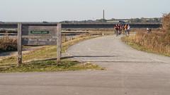 Downs Link at Shoreham-F9210525 (tony.rummery) Tags: cycling downslink em5mkii mft microfourthirds omd olympus path shoreham sussex shorehambysea england unitedkingdom