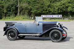 Riley Tourer (1928) (Roger Wasley) Tags: 896fcv 1928 riley tourer toddington classic car vehicle