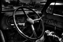 Wheel of Time (Brad Prudhon) Tags: 2019 ford lanexa march old pickup providenceforge rusty virginia truck