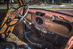 Push My Buttons (Brad Prudhon) Tags: 2019 ford lanexa march old pickup providenceforge rusty virginia truck