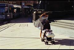 LEEDS STREET PHOTOGRAPHY (Tyrone Fleming) Tags: colorfilm filmphotography filmportrait gwtphotography ilovefilm ishootfilm leeds leedscitycentre leedsstreetphotography leedsbusstop cinestill50film nikonf6 carlzeiss50mmlens streetphotography f6nikon tyronefleming people street shotonfilm