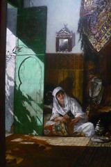 La lumière ❤ (mistigree) Tags: benjaminconstant peintre tableau peinture toulouse expo muséedesaugustins