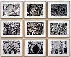 """L'art du Chaco (""""Nous les Arbres"""", Fondation Cartier, Paris)"""