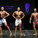 Mens Physique 2nd Zhai 1st Wu 3rd Odom