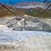 Bormio (SO), 2019, Passo dello Stelvio. Monte Livrio e ghiacciaio del Livrio.