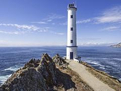 Faro Cabo Home, Cangas (Pontevedra) (Miguelanxo57) Tags: faro mar cielo cabohome morrazo ríasbaixas cangas pontevedra galicia