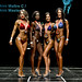 Bikini Masters C 4th Gelman 2nd Adisi 1st Caughlinr 3rd Maher
