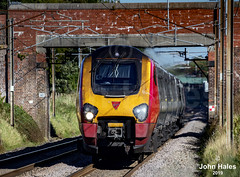 It's a Voyager, Not a Destination (John_Hales) Tags: bayhorse preston rail railway train trains tebay oxenholme drs leyland pendolino virgin networkrail cumbria lancashire lancaster carlisle