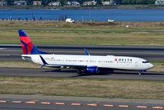 N917DU B737-932ER cn 63530 Delta Airlines 190903 Portland International 1002 (Nikon Photographer NL) Tags: n917du b737 deltaairlines portlandiap pdx nregister airliners aviation commercial