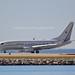 Premier Avia P4-AFK Boeing 737-7FY BBJ Winglets cn/36493-2211 @ Nice Cote d'Azur Airport LFMN / NCE 26-05-2014