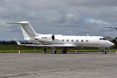 N394AK  Gulfstream 4 SP (n707pm) Tags: n394ak gulfstream g4 g4sp gulfy bizjet corporate executive airport airplane aircraft einn snn coclare ireland 12092019 shannonairport cn1470 rineanna