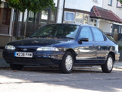 1995 Ford Mondeo 1.8 LX (Neil's classics) Tags: 1995 ford mondeo 18lx