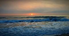 Seaham North Sea Sunrise (Tontoe1963) Tags: sunrise seaham countydurham waterscape sea