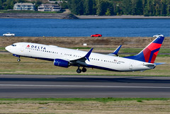N917DU B737-932ER cn 63530 Delta Airlines 190903 Portland International 1006 (Nikon Photographer NL) Tags: n917du b737 deltaairlines portlandiap pdx nregister airliners aviation commercial