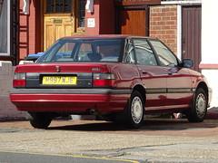 1995 Rover 416 SLi Auto (Neil's classics) Tags: 1995 rover 416 sli auto