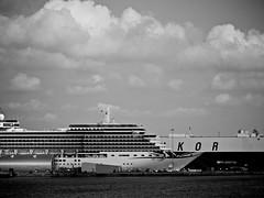 Shipping ships, Southampton (socialBedia) Tags: southampton ships ship cruise docks