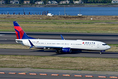 N917DU B737-932ER cn 63530 Delta Airlines 190903 Portland International 1002 (Kodak 260) Tags: n917du b737 deltaairlines aviation nregister airliners portlandiap pdx commercial