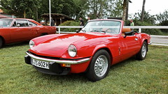 Triumph Spitfire 1500 (More Cars) Tags: triumph spitfire red