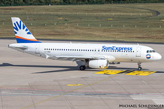LY-VEQ - Airbus A320-232 - SunExpress (MikeSierraPhotography) Tags: a320 air airbus airlines airport cgn cgneddk cologne country deutschland germany köln manufacturer plane spotting sunexpress town