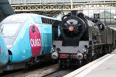 231K8, gare Lille-Flandres (fa5962) Tags: france hautsdefrance nord lille 231 231k8 frédéricadant adant eos760d canon