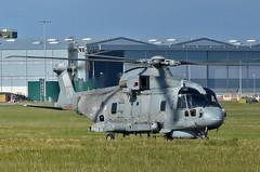 Merlin HM2 (np1991) Tags: aviation planes aircraft nikon digital slr dslr d7200 camera nikor 70200mm vibration vr f28 lens scotland united kingdom uk royal air force raf lossiemouth lossie moray merlin hm2 navy rn hms prince wales 820 naval squadron nas zh856