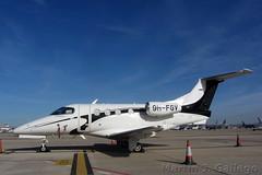 9H-FGV (Martin J. Gallego. Siempre enredando) Tags: bizjet executive private c 9hfgv phenom embraer embraer500 phenom100