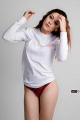 Alyssa (Ray Akey - Photographer) Tags: alyssa studio photoshoot pretty lingerie underwear sexy sensual