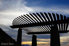 Gates Pass Ramada (Nikon Ron D7000) Tags: gates pass tucson az arizona old studios nikon d50 ramada sunset