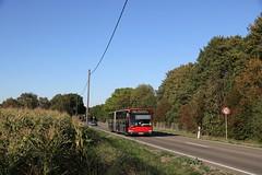 746 Mettmann-Stadtwald S | Klingenfuß Linien- und Reiseverkehr (i. A. Rheinbahn) | Mercedes-Benz O 530 G Citaro | 6851 (Fünfhundertfünf) Tags: klingenfus rheinbahn gelenkbus o530 o530g citaro citarog evobus