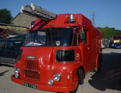 Frys Chocolate factory Fire engine (Tom_bal) Tags: fire nikon engine d7000 railway valley morris avon