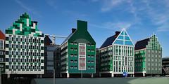 Zaandam (Roelie Wilms) Tags: architectuur architecture zaandam zaanstad nederland noordholland