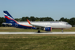 VP-BET (PlanePixNase) Tags: aircraft airport planespotting haj eddv hannover langenhagen airbus a320 aeroflot 320